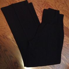 NWT MATERNITY dress pants Brand new pair of black maternity dress pants with stretch front panel  sorry, no trades  Pants