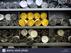 The United Record Pressing Plant. Unused Labels