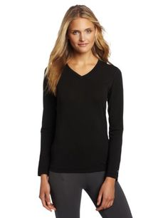 Duofold Women`s Silkweight Long Sleeve Crew Shirt $14.34