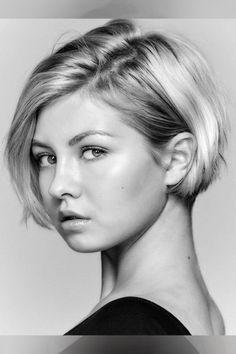Das Lineal verrät | Stehen uns kurze Haare wie beim GNTM-Umstyling? - STYLEBOOK.de