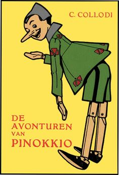 *PINOCCHIO ~ THE ADVENTURES OF PINOKKIO. CARLO COLLODI.