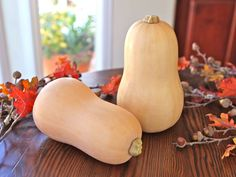 All About Butternut Squash - How to Peel, Seed, Slice and Prepare