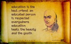 Chanakya served as an advisor and his intelligence can't be questioned. He was no warrior, but he used his brain to fight battles. Here're 24 of his quotes that may help you do the same. Wisdom Quotes, True Quotes, Motivational Quotes, Inspirational Quotes, Happy Quotes, Great Quotes, Tesla Quotes, Sanskrit Quotes, Chanakya Quotes