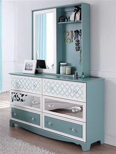 1000 Images About Dressers On Pinterest Painted Chest Drawers And Painted Dressers
