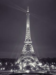 Eiffel Tower is an iron lattice tower located on the Champ de Mars in Paris, France. It was named after the engineer Alexandre Gustave Eiffel, whose company designed and built the tower. Erected in 1889 as the entrance arch to the 1889 World's Fair