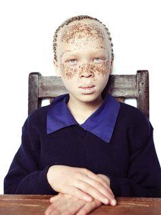 Jonathan May - Portraits of Blind Children