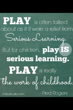 learning through play school development Developing play in the curriculum  relationships between play, learning and development  the three levels described above can be integrated through play-based.