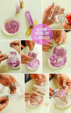 glitter glitter glitter!