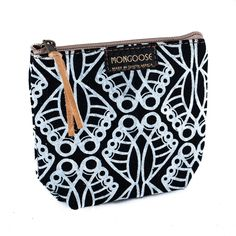 Mongoose Purse Bag | shop online now at www.GoodiesHub.com Mongoose, Small Bags, Shopping Bag, African, Textiles, Purses, Leather, Handbags, Small Sized Bags