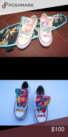 b7ebfb1dd4db9d Hand painted converse sneakers Hand painted