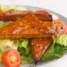 Vegan Recipes Videos, Tasty Vegetarian Recipes, Vegan Dinner Recipes, Veggie Recipes, Whole Food Recipes, Tofu Recipes Baked, Healthy Vegetarian Dinner Recipes, Recipes Using Tofu, Raw Vegan Dinners
