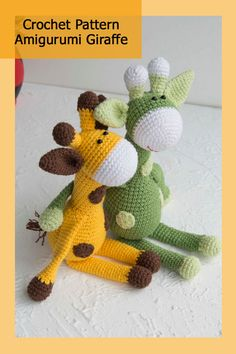 Giraffe ornament, Baby giraffe in the nursery This is a DIGITAL PATTERN in English (USA terms) on crochet giraffe in pdf format, this is not a finished toy. This pattern includes: - pdf file with detailed instructions in English (USA terms); - 14pages long and has a lot of pictures (about 30) to help you by working Crochet skill LEVEL: easy #Giraffeornament#Babygiraffe#nursery#giraffe