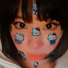 Hello Kitty, Chaeyoung Twice, Cute Girl Face, Soyeon, I Icon, Cute Icons, Funny Animal Pictures, One In A Million, K Idols