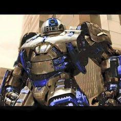 CONSPIRACY THEORY: Tony created R2. - RDJ