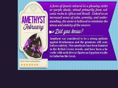12 Months of #Facts About #Birthstones http://www.scribd.com/doc/115450400/12-Months-of-Facts-About-Birthstones