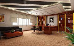 Design-for-CEO-office
