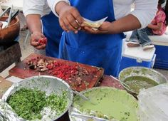 Tacos façon Tijuana