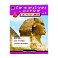 Practical strategies, activities, and assessments help teachers differentiate…
