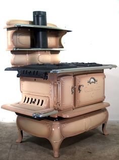 Antique and Fashionable stoves