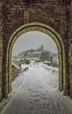 """The Tsarevets Castle"" by Petko Atanasov on 500px - The Tsarevets Castle, Bulgaria"
