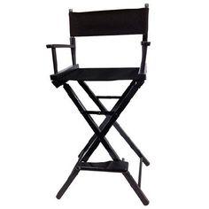 Director Chair Black