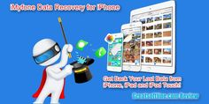 Before deciding to write the review, we have tested few of them and realized the iMyfone Data Recovery for iPhone is probable the best because only with it we had 100% success. Just to inform you, we used various types of files and data, deleted them and then used various iPhone data recovery software to recover them.