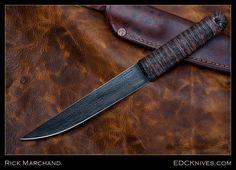 EDC Knives, Larry Davidson, Hornet, Balisong