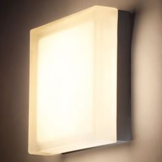 Dice LED Wall Sconce/Flushmount by WAC Lighting - Large in bronze Contemporary Wall Sconces, Led Wall Sconce, Architecture Details, Wall Lights, Chrome, Bronze, Interior Design, Lighting, Brushed Nickel