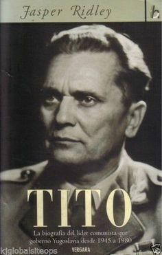 TITO  JASPER RIDLEY      SIGMARLIBROS