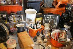 * Jenni Bowlin * - always fantastic vintage treasures and supplies at #CLfair.