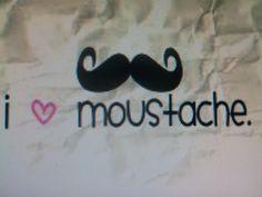 Le swag  de la moustache