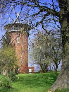 Wasserturm mit tollem Blick über die Borgloher Schweiz - Heimatverein Borgloh