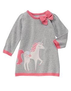 Unicorn Sweater Dress