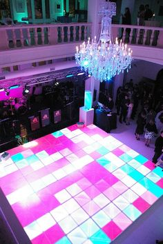 BME's LED DANCE FLOOR – Dance floor & Staging. Specializing in Sweet 16s, Weddings, Bar/Bat Mitzvahs, Birthdays, Corporate parties and other Milestone Events, we will make your event the event to remember. See more of our layouts, shows, and events here.. www.lightupyourfloor.com