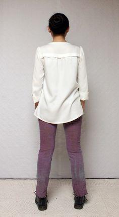 "Pattern blouse ""TIIM"""