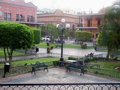 Otra esquina de la Plaza De La Libertad........    ========================   Rolando De La Garza Kohrs http://About.Me/Rogako ========================