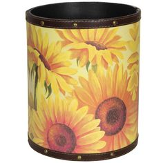 Make even the place you toss your trash a work of art with the Oriental Furniture Van Gogh Irises Waste Basket . The brilliant colors of Van Gogh's. Bath Accessories, Decorative Accessories, Trash And Recycling Bin, Trash Containers, Japanese Woodcut, Sunflower Garden, Oriental Furniture, Van Gogh Paintings, Red Lantern
