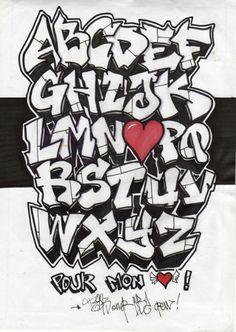 Graffiti Alphabet Letters A Z Tag Cool Photograph 01 - Graffiti Alphabet Letters AZ Tag Cool Graffiti Alphabet Letters Alphabet Graffiti Tattoo Creative, Creative Lettering, Lettering Styles, Hand Lettering, Graffiti Alphabet Styles, Graffiti Lettering Alphabet, Graffiti Styles, Grafitti Letters, Typography