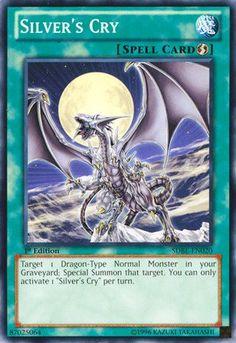 Yu-Gi-Oh! - Silver's Cry (SDBE-EN020) - Structure Deck: Saga of Blue-Eyes White Dragon - 1st Edition - Common Yu-Gi-Oh!,http://www.amazon.com/dp/B00EUKXA2G/ref=cm_sw_r_pi_dp_BPC7sb1ETPNHTP10