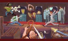 Historically Acurrate Painting by Smashbrudda.deviantart.com on @DeviantArt