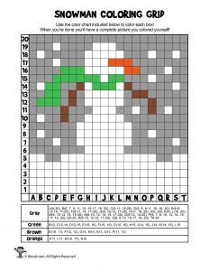 Christmas Mystery Pictures Grid Coloring Pages Woo Jr Kids Activities Christmas Mystery Pictures Christmas Mystery Coloring Pages