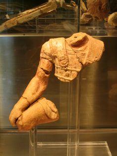 Etruscan terracotta warrior | Flickr - Photo Sharing!