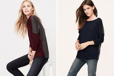 Take Sweater Weather by Storm With These 50 Knits via Brit + Co