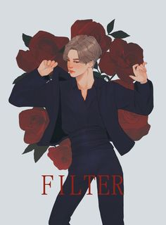 """Emma on Twitter: """"Pick your filter ✨… """" Yoonmin Fanart, Jimin Fanart, Kpop Fanart, Kpop Drawings, Art Drawings Sketches, Anime Faces Expressions, Foto Jimin, Fanarts Anime, Human Art"""
