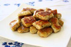 Homemade Potato Garlic Gnocchi  (this one actually links to the recipe)