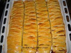 Casserole Recipes, Hot Dog Buns, Green Beans, Deserts, Bread, Desserts, Dessert, Breads, Green Bean