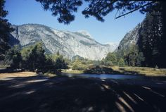 Wednesday, 22 May 2013; Yosemite National Park, California; Photographed: October 1976
