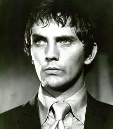 "Terence Stamp - I had a crush on him for so long.  I think this pic is from ""The Collector"".  Great book too."