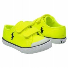 I think these are a must-have for little EW!  Kids Polo by Ralph Lauren Chandler  Shoes.com