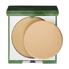 Clinique Stay Matte Sheer Pressed Powder.  Love this stuff!!